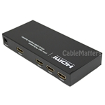 4x1 HDMI 1.3b Certified Switcher with CEC Engine