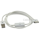 Cable Matters Ipad USB Data Sync & Charging Cable - White