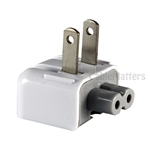 Apple Mac Ac Power Adapter (US wall plug duck head)