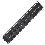 RJ45 110-Type 48-Port Cat 5e Patch Panel  CableMatters CableMatters.com