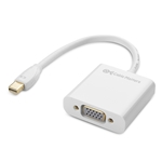 Mini DisplayPort Male to VGA Female Adpater