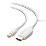 Mini DisplayPort Male to HDMI Female Adpater