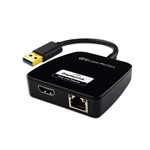 USB to HDMI converter External video adapter USB HDMI USB Ethernet HDMI Adapters USB 3.0 HDMI USB 3.0 to HDMI USB 3.0 Ethernet USB 3.0 to Ethernet USB to Ethernet converter USB to HDMI Dongle USB to Ethenet Dongle HDMI display connector Ethernet Gigabit Network adapter Laptop video adapter Notebook network adapter Ethernet HDMI
