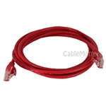 7ft Cat5E 350MHz UTP Stranded Assembled Network Cable