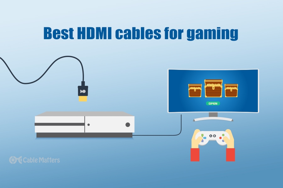 [DIAGRAM_4FR]  What's the best HDMI cable for gaming? | Black Web Hdmi Cable Wire Diagram |  | Cable Matters