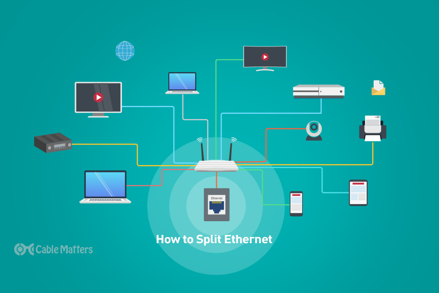 How to Split Ethernet to Multiple Devices