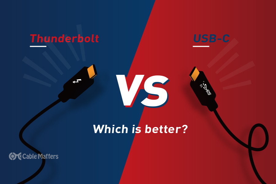 USB-C vs. Thunderbolt 3: Which One is Better?