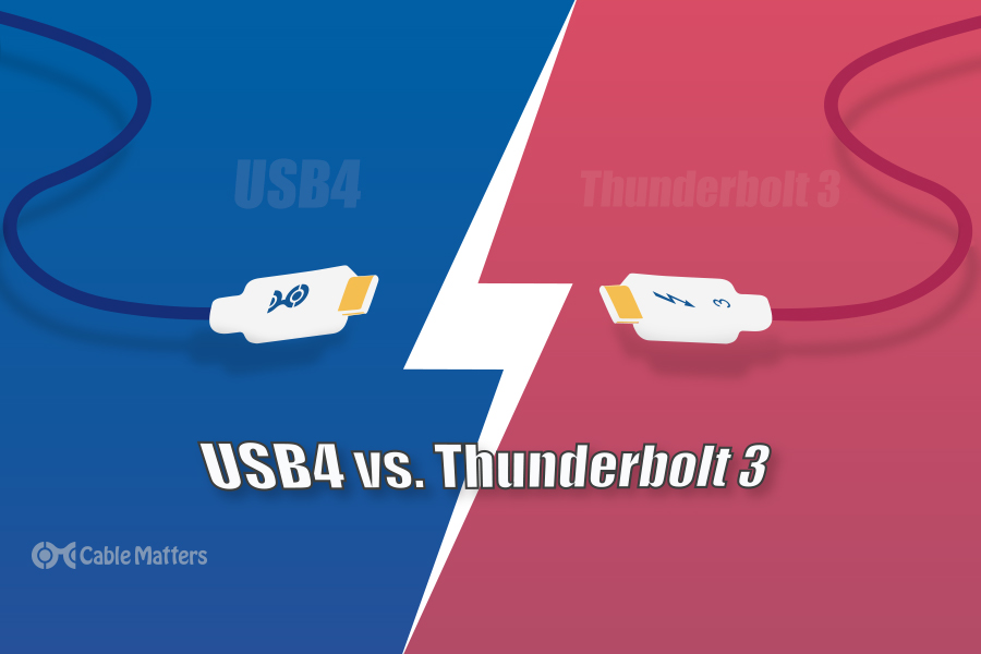 USB4 vs Thunderbolt 3