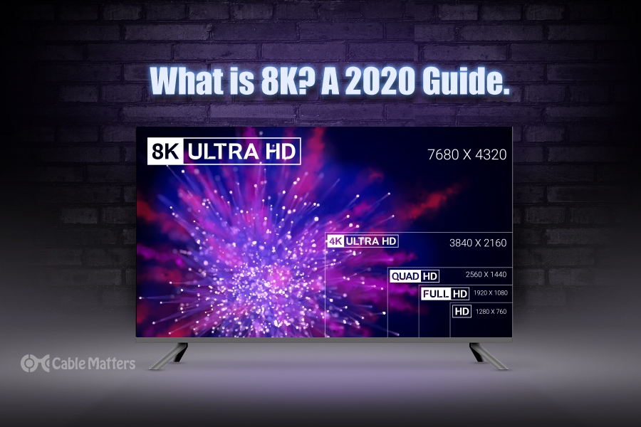 What is 8K? A 2020 Guide