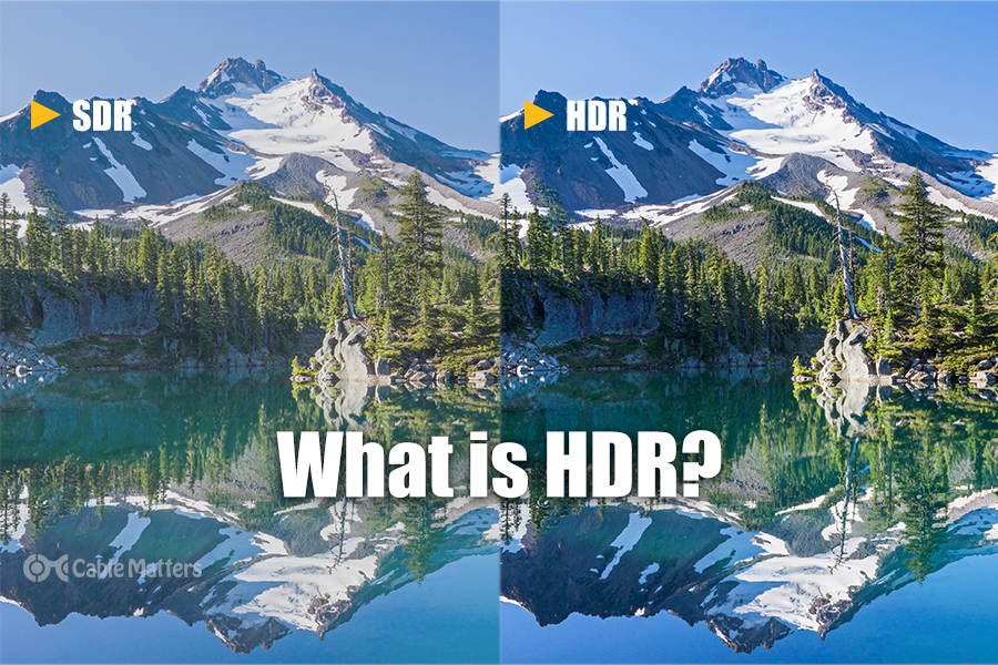 What is HDR?