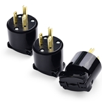 Cable Matters 3-Pack 15A 125V 3-Prong Replacement Plug (NEMA 5-15P)