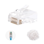 Cable Matters 100-Pack Cat6 Pass Through RJ45 Modular Plugs