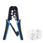 Cable Matters Modular RJ45 Crimp Tool with Built-in Wire Cutter and Stripper