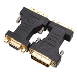 Cable Matters 2 Pack DVI-I to VGA Adapter (DVI I to VGA/VGA to DVI I)