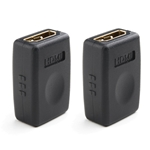 2-Pack, HDMI to HDMI F/F Coupler