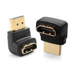 Cable Matters 270 Degree Right Angle HDMI Adapter (HDMI Right Angle)