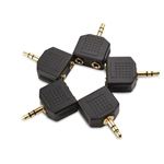 Cable Matters (5-Pack) 3.5mm Stereo Jack Splitter