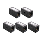 Cable Matters [UL Listed] 10-Pack Ethernet Coupler (RJ45 Coupler / Cat5e Cat6 Coupler)
