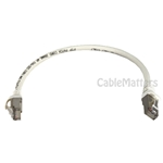 1ft Cat6 550MHz FTP Stranded Netowrk Patch Cable CableMatters CableMatters.com