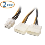 molex to 6 pin 6 pin to molex molex to 6 pin 6 pin to molex