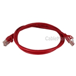 3ft Cat5E 350MHz UTP Stranded Assembled Network Cable