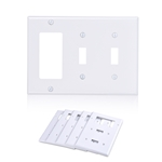 decora wall plates outlet covers cover plate single gang wall plate decora plates decora wall plate outlet covers white decora wallplates rocker switch cover outlet cover plate rocker switch plate leviton wall plate electrical wall plates