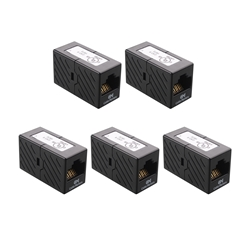 Cable Matters [UL Listed] 5-Pack Ethernet Coupler