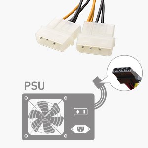 PSU Cable Connector