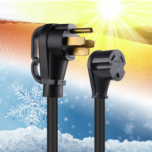 Outdoor RV Extension Cord