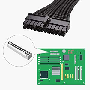 Stylish & Secure Motherboard Connection
