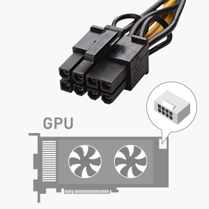 Direct GPU Power Connection