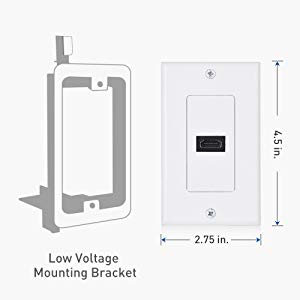 Standard Wall Plate Compatible