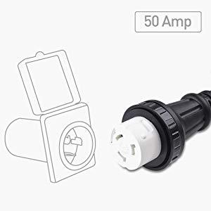 50 Amp Receptacle