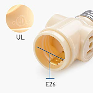 Standard Light Bulb Size