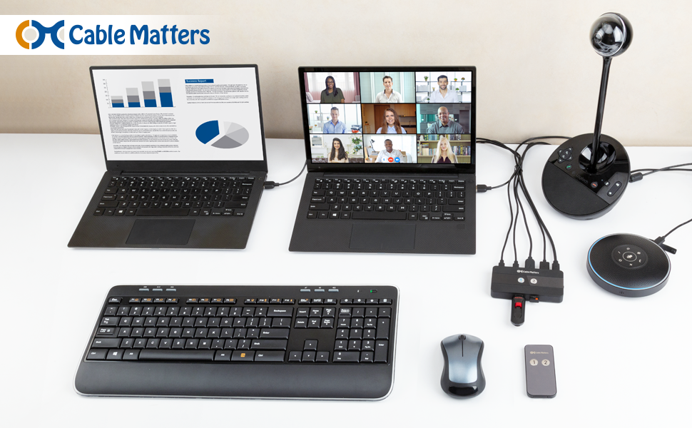 Cable Matters USB 2.0 Switch