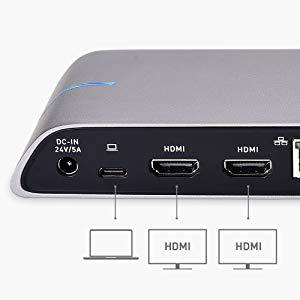 Dual 4K DisplayPort Video