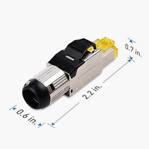 Compact Field Termination Plug