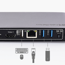 Ethernet Networking + USB