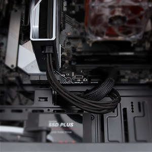 Neat & Tidy Cable Management