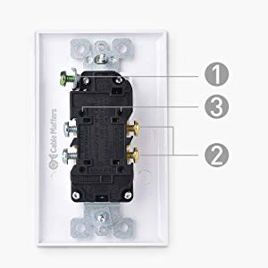 Back & Side Wire Options
