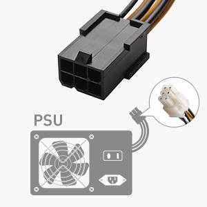 PSU Cable Connector