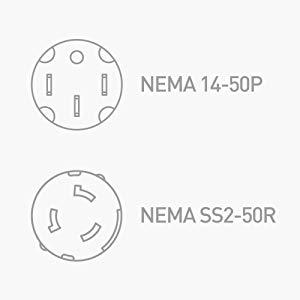NEMA 14-50P to SSR-50