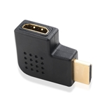 Cable Matters 90 Degree Vertical Flat HDMI Adapter (HDMI Male to HDMI Female Adapter)
