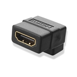 Cable Matters Gold Plated HDMI Female 90 Degree Angle Coupler