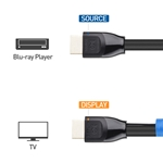 Cable Matters 48Gbps Active 8K HDMI Cable