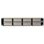 Cable Matters [UL Listed] Rackmount or Wallmount 48-Port Cat6 RJ45 Patch Panel