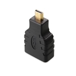 Cable Matters Gold Plated Micro HDMI to HDMI Male to Female Adapter