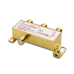 Cable Matters 2-Pack 3-Way 2.4 Ghz Coaxial Splitter