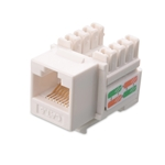 [UL Listed] Cable Matters 50-Pack Cat6 RJ45 Keystone Jack (Cat 6 / Cat6 Keystone Jack) in Blue with Keystone Punch-Down Stand