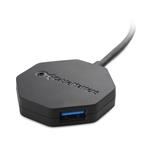Cable Matters Ultra Mini 4 Port USB Hub (USB 3.0 Hub/USB 3 Hub)